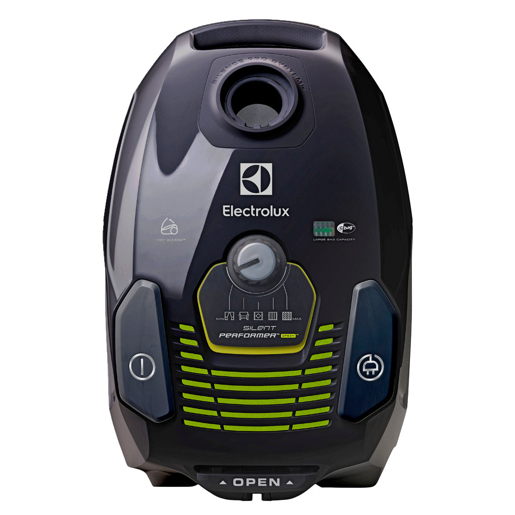 Dammsugare | ELECTROLUX Silent Performer Green | Jula